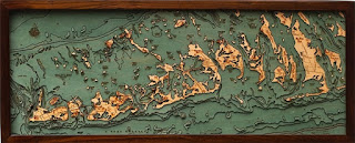 best prices on wood laser topography maps