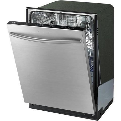 Lights Flashing On Samsung Dishwasher