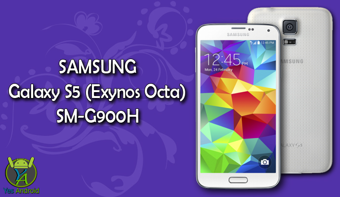 Download G900HXXS1CQA1 | Galaxy S5 (Exynos Octa) SM-G900H