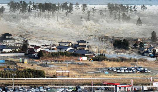 Um tsunami em Senador Canedo