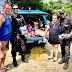 Parceria entre Ashcom e DPO do Farol promove Natal Solidário no Terminal Pesqueiro e na Vila