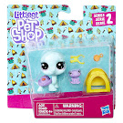 Littlest Pet Shop Series 2 Pet Pairs Keely Frogget (#2-113) Pet