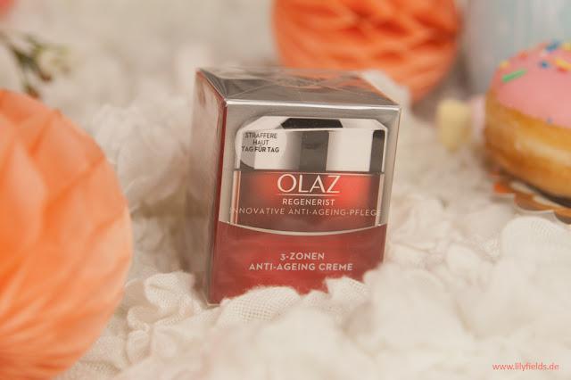 Olaz - Regenerist 3-Zonen Anti-Ageing Creme