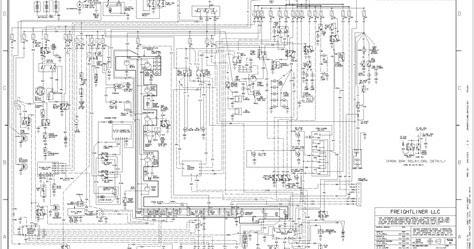Wiring Diagram Blog: 1998 Freightliner Wiring Diagrams