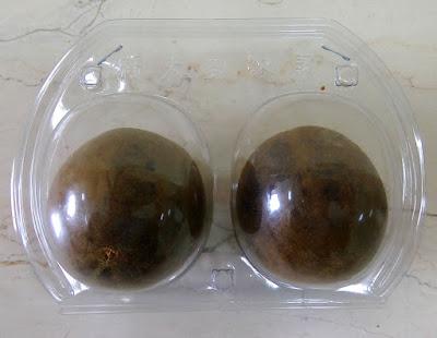 Luo Han Guo ( momordicae grosvenori ) pemanis alternatif yang lebih sehat.