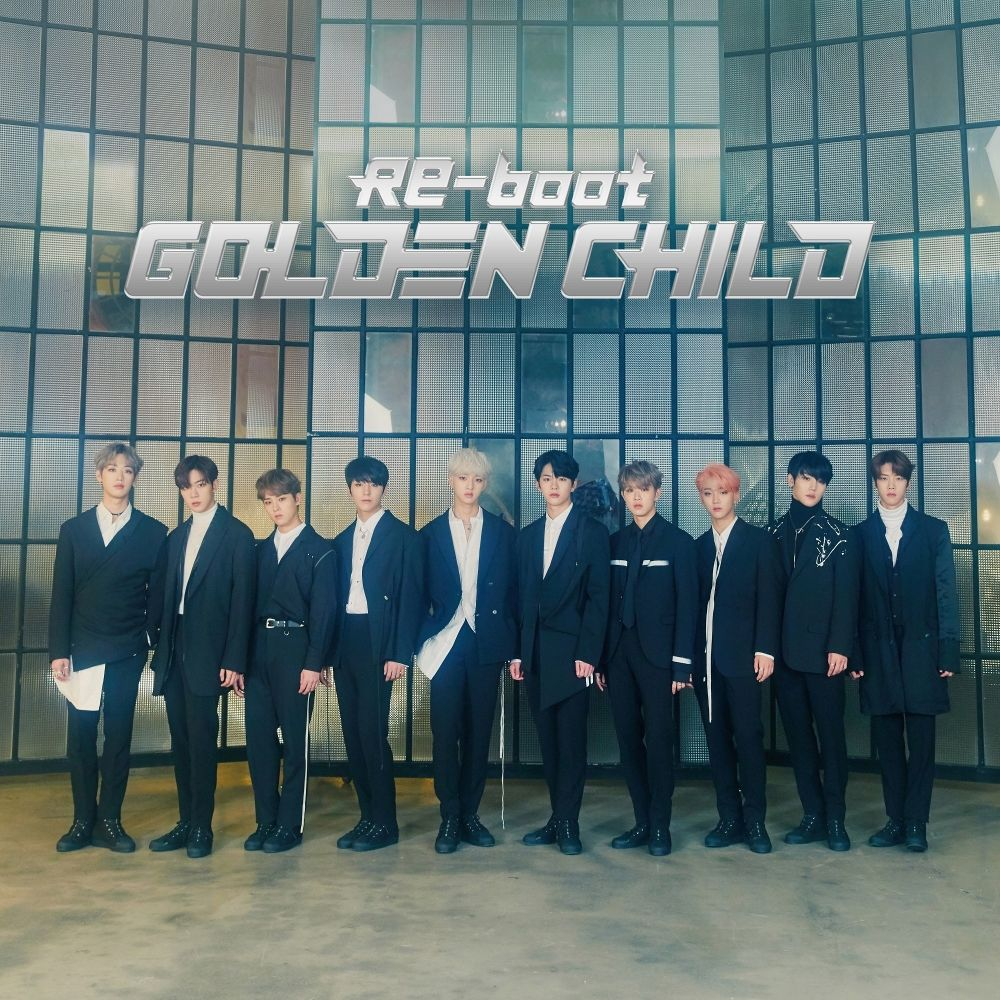 Golden Child – Golden Child 1st Album [Re-boot]