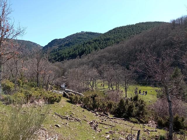 Zona de Praderas en el Arroyo del Aguilón