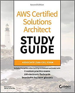 Best book for AWS Certified Solution Architect Associate Exam (SAA-C01)