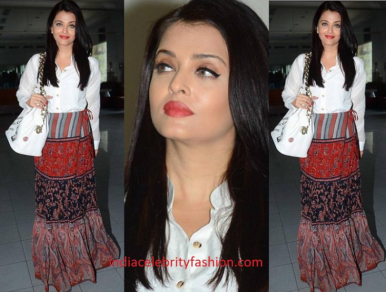 Aishwarya Rai in Anjali Jani and Patine