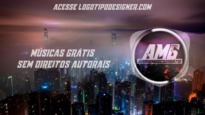 Audio Spectrum #05 Pop Logo Tipo Designer AMG Músicas Grátis