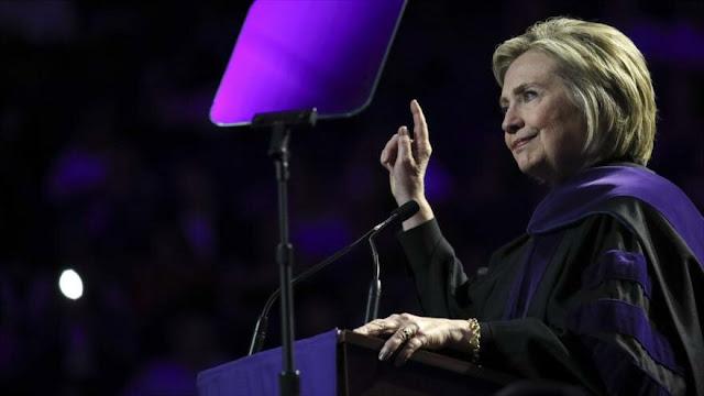 Hillary Clinton dice que Rusia sí interfirió en Presidenciales 2016