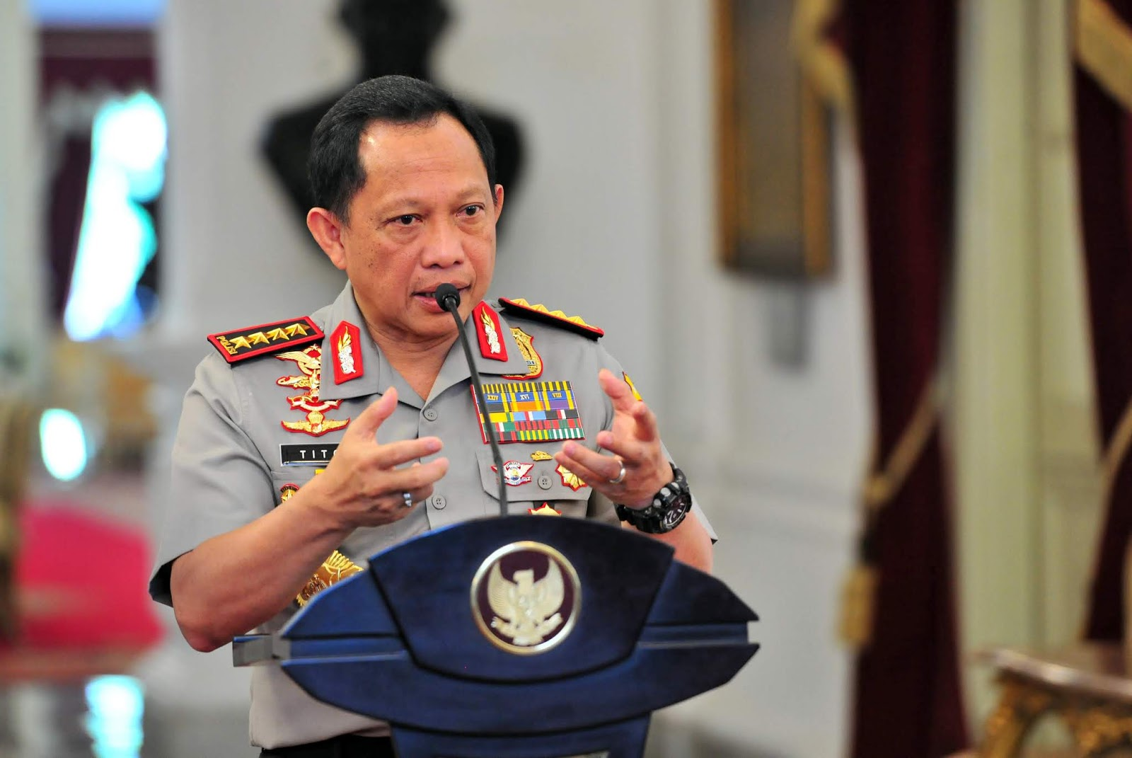 Mengapa Bangsa Indonesia Mudah Terpecah, Ini Penjelasan Kapolri