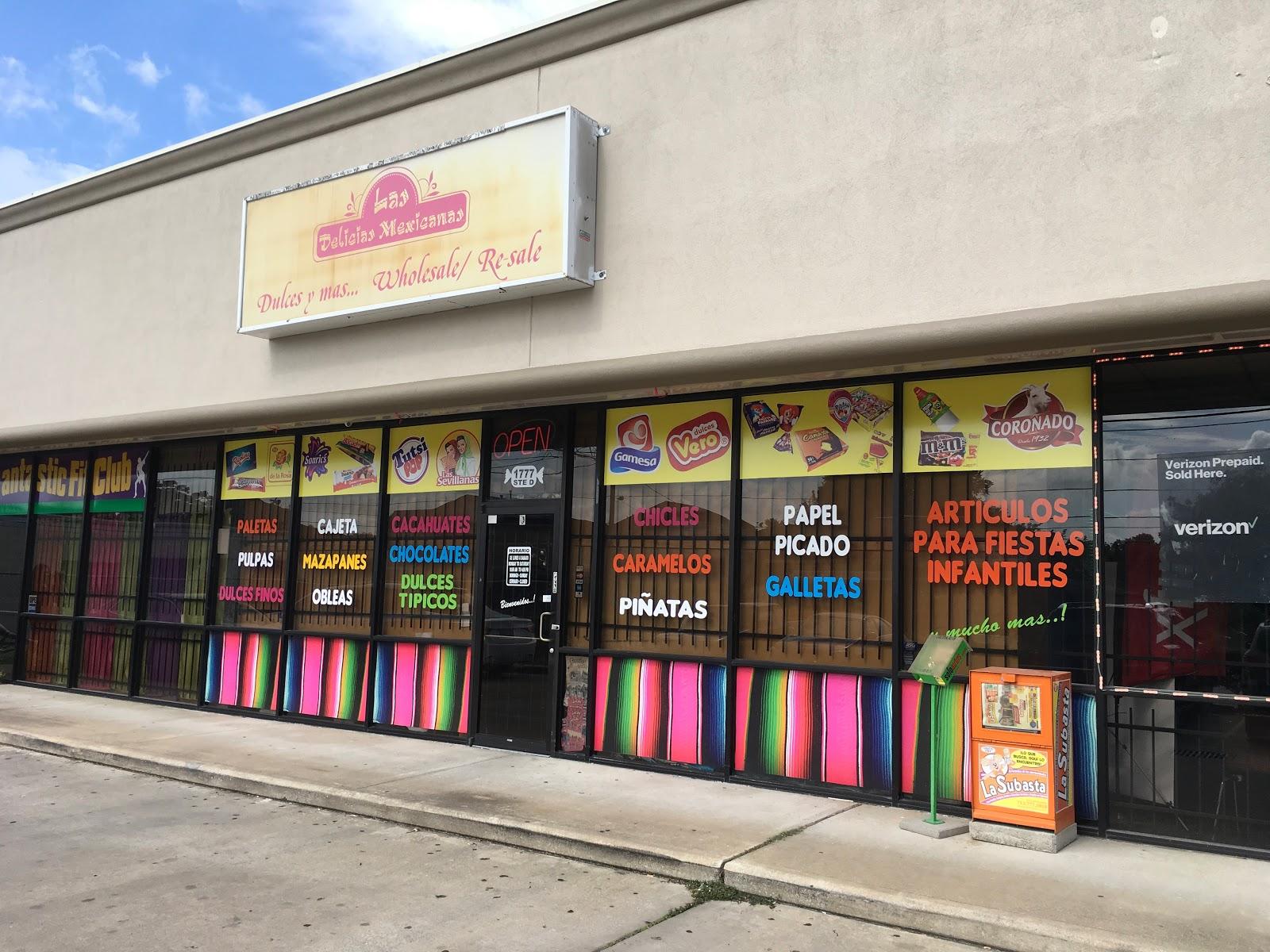Houston Food Explorers: Las Delicias Mexicanas - Your One