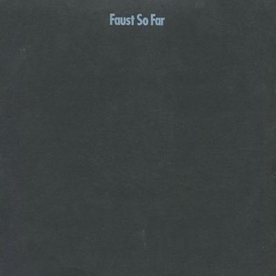 Okładka Faust So Far