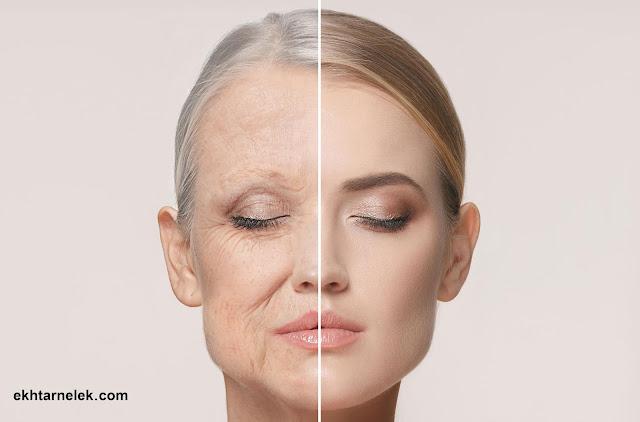 كيفية التخلص من تجاعيد الوجه و العين نهائيا