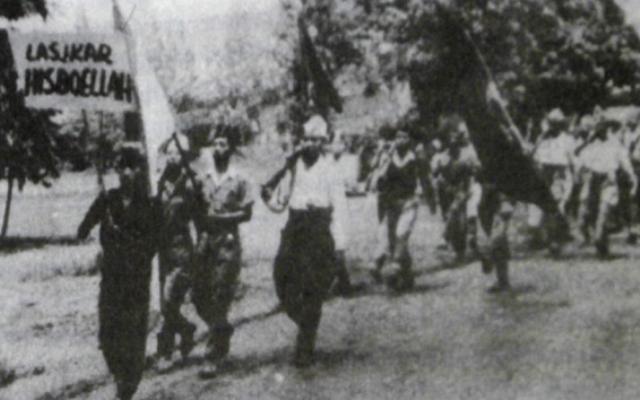 Ketika Santri Lebih Dulu Perkuat Nasionalisme, Lalu Berlatih Militer