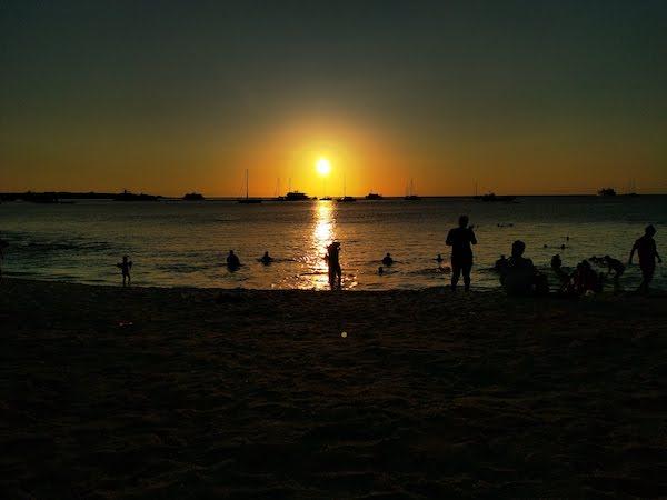 Galapagos Plaże