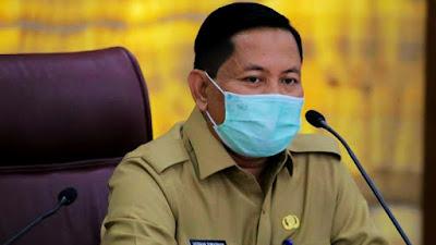 Pemkot Tangerang, Masyarakat Wajib Membawa Surat Ijin Keluar Masuk
