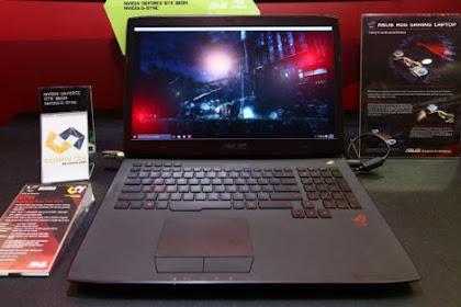 Ini dia laptop seharga mobil