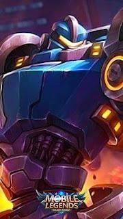 Uranus Mech Protector Heroes Tank of Skins V3