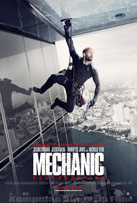 Sinopsis Film Mechanic : Resurrection 2016