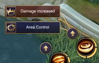 Kekuatan spesial skill 3 Vale Mobile Legends