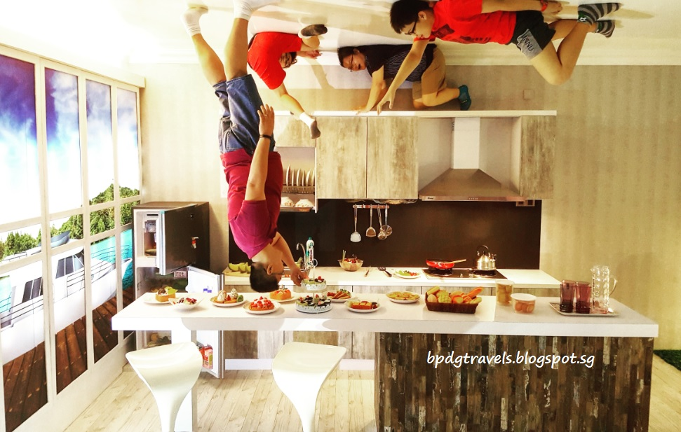 The HENG Family Travel & Lifestyle Blog: Upside Down Warm House ...