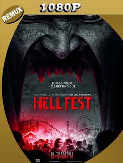 Hell Fest: Juegos Diabólicos (2018)HD [1080p REMUX] Latino [GoogleDrive] SilvestreHD