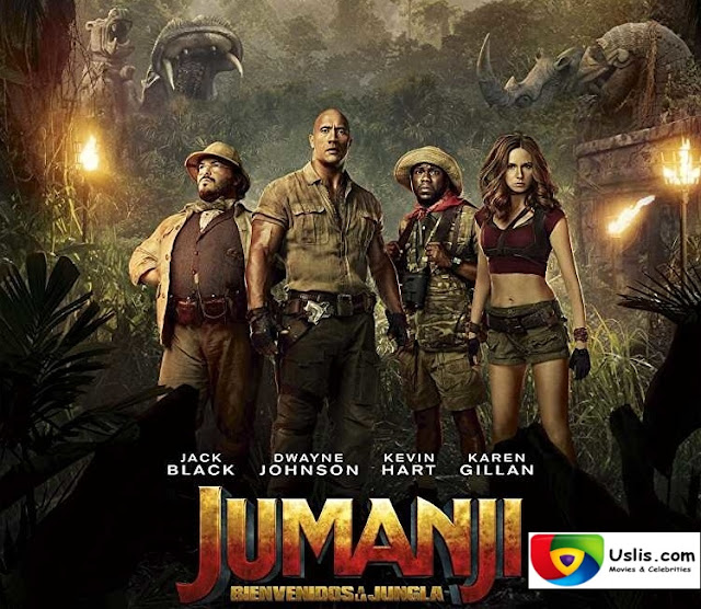 Jumanji: the next level (Jumanji 3) Movie Review - Uslis