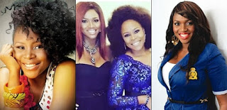 Don't leave me alone — Omawumi begs Waje not to quit making music