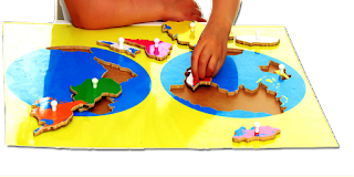 Montessori Geography Materials