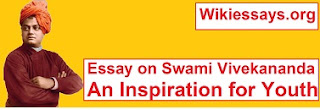 Essay on Swami Vivekananda Inspiration for youth