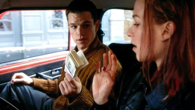 Fotograma El caso Bourne