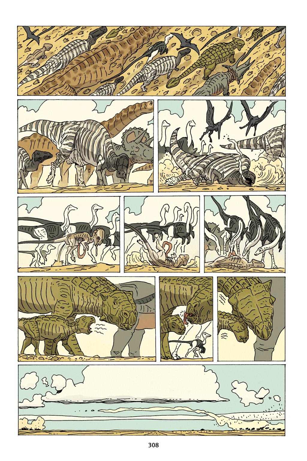 Age of Reptiles Omnibus Chap 11 - Next Chap 12