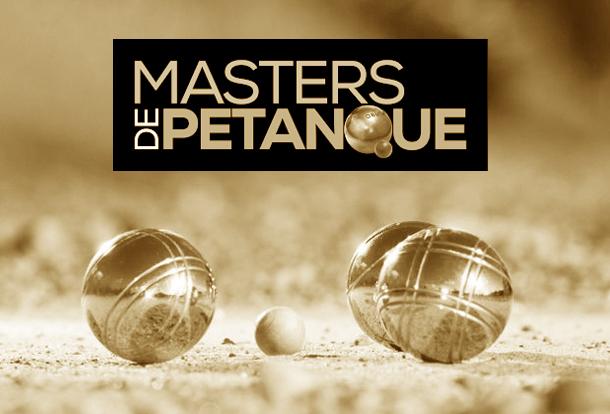 Masters de Pétanque 2018