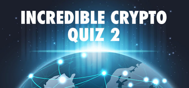 Incredible Crypto Quiz 2 Answers 100% Score Be Quizzed