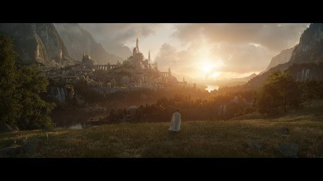 Primera imagen oficial de la serie