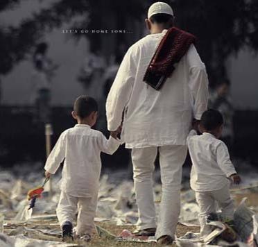 Saat Hati Anak-anak Senyap, Kemana Ayah Mereka?