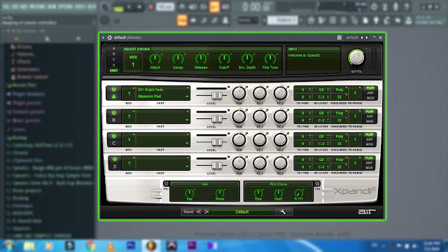 ماهي الة ال XPand ؟ كيف استخدمها واضيفها في FL Studio