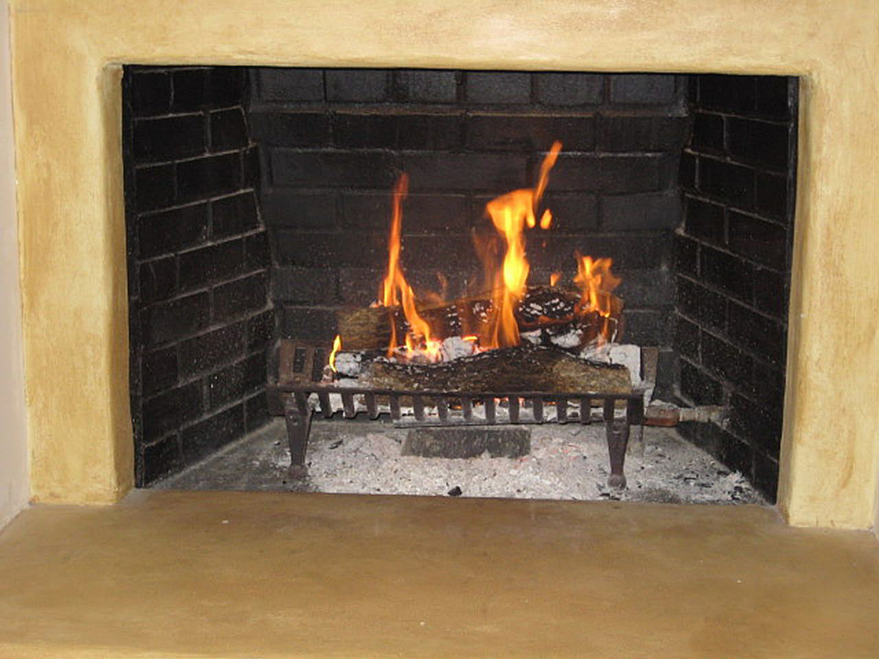 Ask A Master Gardener Be Careful When Using Fireplace