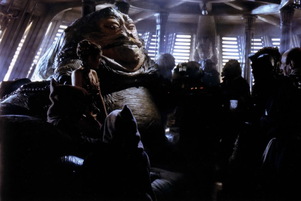 Jabba S Throne Room Is Located