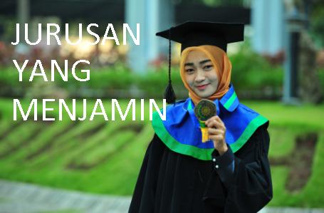 22+ Jurusan Kuliah Paling Menjamin Masa Depan + Prospek Kerja Sesudah Lulus