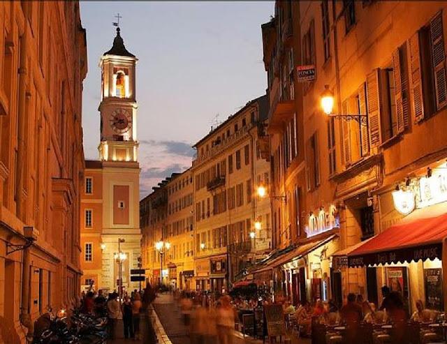 Passeio na Vieux Nice