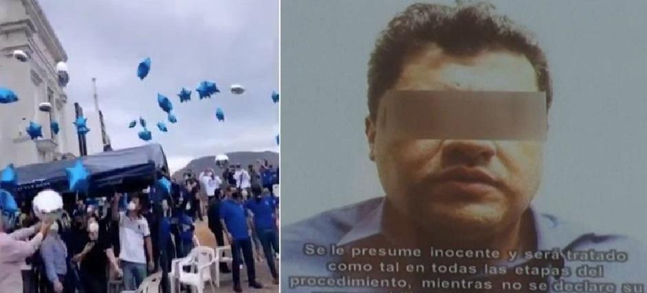 """A salto de mata y en la clandestinidad: los últimos días del """"Negro"""", el hijo del """"Azul"""" Esparragoza que murió por COVID-19"""