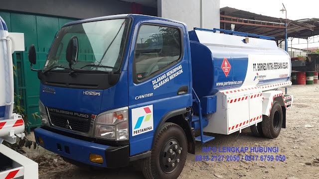 jual truck tangki bbm colt diesel 2019, jual tangki solar industri 22019