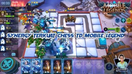 Synergy Terkuat Chess TD Mobile Legend