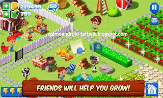 Game Android Terbaik Green Farm 3