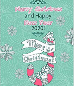 merry christmas and happy new year images clip art