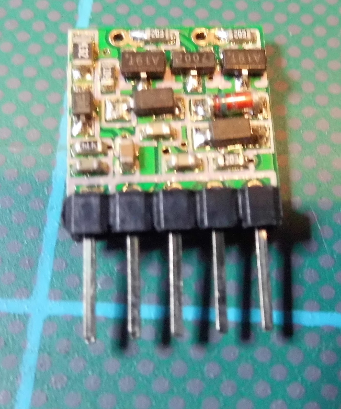 Peckforton Light Railway How I Created A Latching On Off Output Solid State Relay Latch Up Bought Couple Of Different Types Reasonably Priced Modules And Went For Versions Rather Than Operated Ones As They Operate From 3v