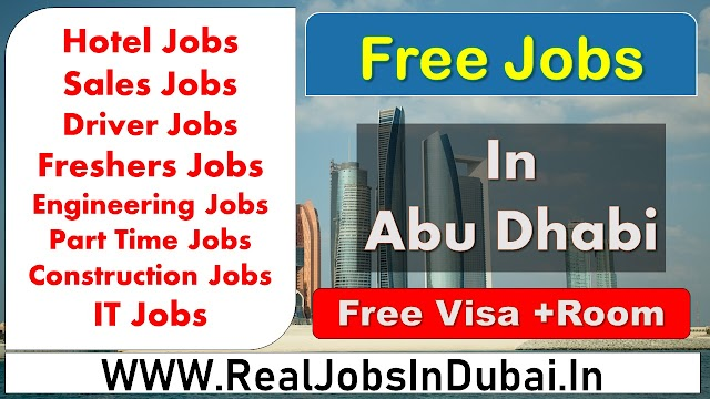 Many Jobs Available In Abu Dhabi - UAE 2020